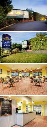 Abel Tasman Airport Motor Inn Launceston