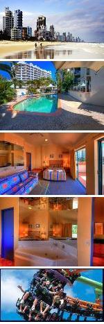 Aruba Beach Resort Apartments Gold Coast