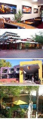 Aurora Hotel Alice Springs