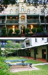 Avonmore on the Park Boutique Hotel Apartments Sydney