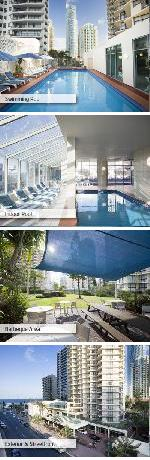 Beachcomber Resort Surfers Paradise Apartments Gold Coast