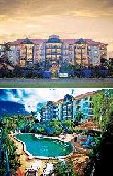 North Cove Waterfront Suites Apartments Cairns