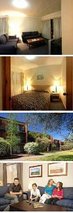 Oxley Court Serviced Apartments Canberra