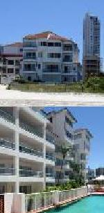 Paros on the Beach Apartments Gold Coast