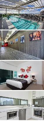 Quattro on Astor Apartments Brisbane