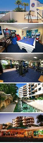 Caribbean Resort Apartments Sunshine Coast