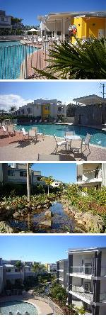 Q Resorts Coolum @ the Beach Apartments Sunshine Coast