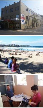 Manly Beachside Apartments Hotel Sydney