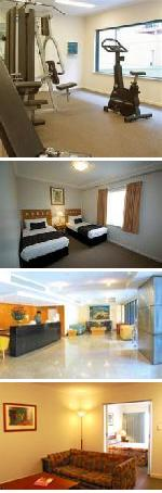 Mounts Bay Waters Apartment Hotel Perth