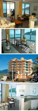 Whitsunday Vista Resort Apartments Airlie Beach